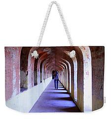 Ancient Gallery At Bada Imambara Weekender Tote Bag