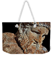 ancient nudes photograph - Atlas Shrugged Weekender Tote Bag