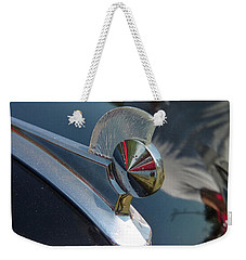Weekender Tote Bag featuring the photograph Ancient Ornament by Nick Kirby