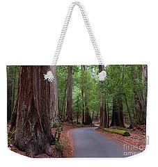 Ancient Redwoods Weekender Tote Bag