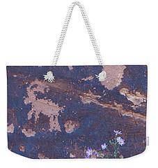 Ancient Rock Art Weekender Tote Bag