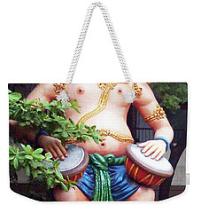 Ancient Security Weekender Tote Bag