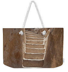 Ancient Stairs Weekender Tote Bag by Yoel Koskas