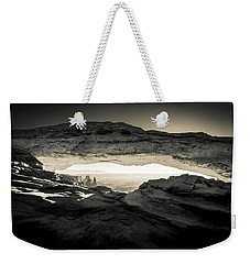 Ancient View Weekender Tote Bag