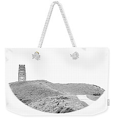 Ancient Walkway Weekender Tote Bag