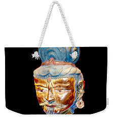 Ancient Warlord Weekender Tote Bag