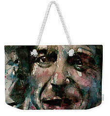 And She Feeds You Tea And Oranges That Come All The Way From China  Weekender Tote Bag by Paul Lovering