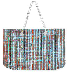 And Than He Said Leave The Future,  Leave It Open Weekender Tote Bag