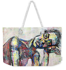 And Then Weekender Tote Bag