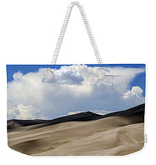 And Then The Storm Weekender Tote Bag