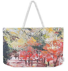 And Then There Was Fall Weekender Tote Bag