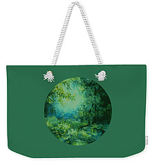 And Time Stood Still Weekender Tote Bag by Mary Wolf
