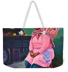 Andean Mama Weekender Tote Bag