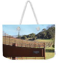 Anderson Valley Vineyard Weekender Tote Bag