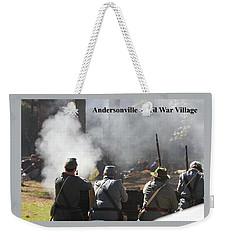 Andersonville Civil War Village Weekender Tote Bag