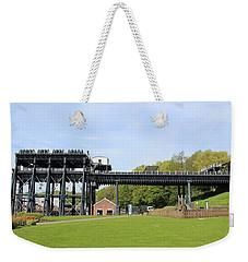 Anderton Boat Lift Weekender Tote Bag