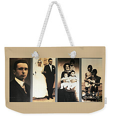 Andrea Bocelli Family Weekender Tote Bag