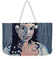 Andree Melly As Gina In The Brides Of Dracula  Weekender Tote Bag