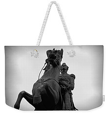 Andrew Jackson Statue Weekender Tote Bag by Beth Vincent