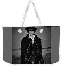 Androgynous Weekender Tote Bag