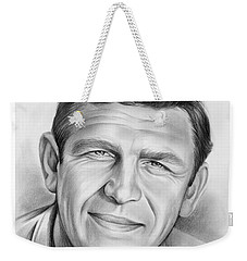 Andy Griffith Weekender Tote Bag