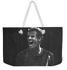 Andy Murray Weekender Tote Bag by Semih Yurdabak
