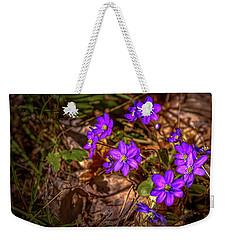 Anemone Hepatiea #g3 Weekender Tote Bag