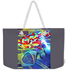 Anesthetized  Weekender Tote Bag