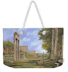 Anfiteatro Romano Weekender Tote Bag