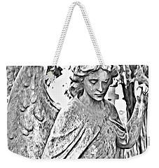 Angel Altered Weekender Tote Bag