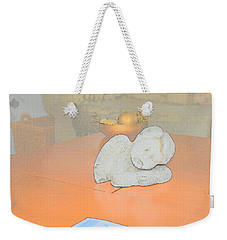 Angel Among Us Weekender Tote Bag
