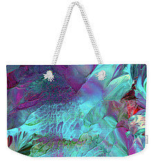 Angel Daphne Flowers #2 Weekender Tote Bag