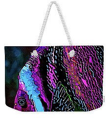 Angel Face 1 Weekender Tote Bag