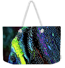 Angel Face 3 Weekender Tote Bag