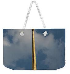 Angel Gabriel In The Sky Weekender Tote Bag