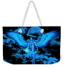 Angel Gabriel Weekender Tote Bag