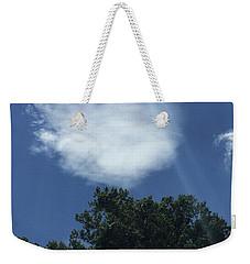 Angel Grace Protection Weekender Tote Bag