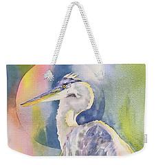 Angel Heron Weekender Tote Bag