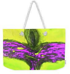 Angel Impression 1 Pink Weekender Tote Bag