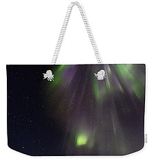 Angel In The Night Weekender Tote Bag