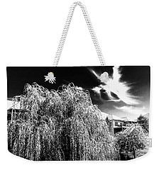 Angel In The Sky Weekender Tote Bag