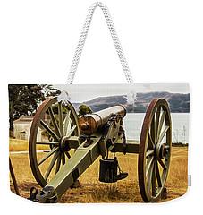 Angel Island Cannon Weekender Tote Bag