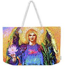 Angel Love Weekender Tote Bag