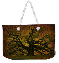 Angel Oak 3 Charleston Weekender Tote Bag
