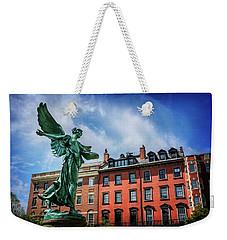 Angel Of Boston  Weekender Tote Bag