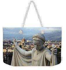 Angel Of Firenze Weekender Tote Bag