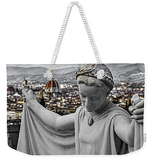 Angel Of Florence Weekender Tote Bag