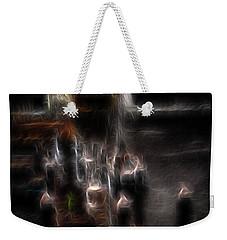 Angel Of The Dock Weekender Tote Bag by William Horden