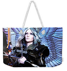 Angel Poster Weekender Tote Bag