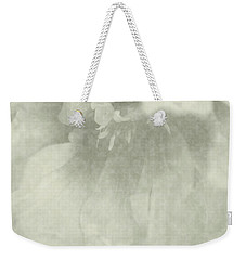 Weekender Tote Bag featuring the photograph Angel Soft by The Art Of Marilyn Ridoutt-Greene